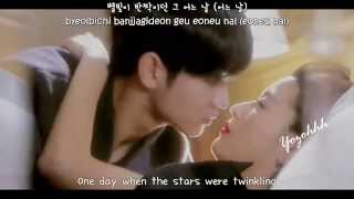 Younha - My Love From the Star FMV (You Who Came From The Stars OST)[ENGSUB + Rom + Hangul]