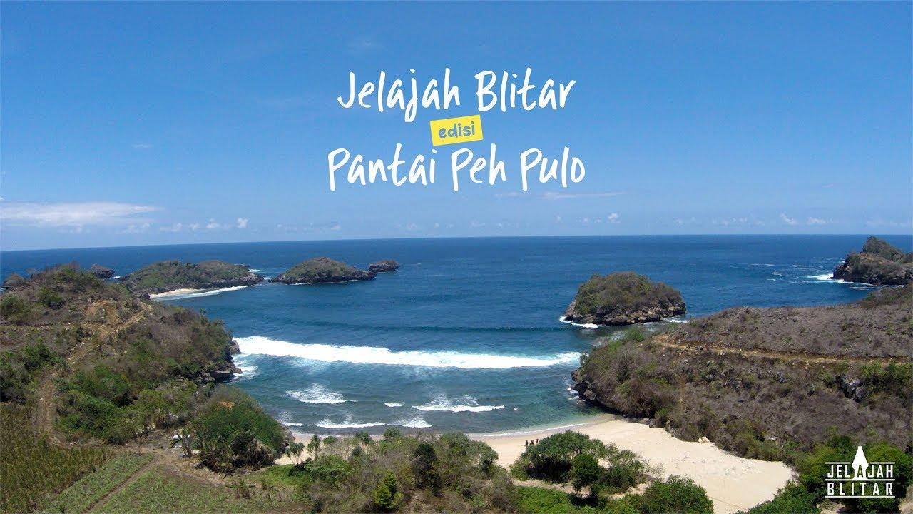 Pantai Peh Pulo Blitar Youtube
