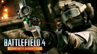 Battlefield 4 Community Operations Cinematic Trailer