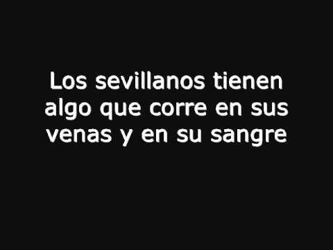 Fondo Flamenco - Sevilla (2O1O,Letra)