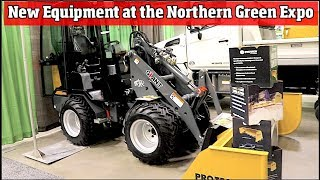 We Tour the 2019 Northern Green Expo & Look at New Snowplowing equipment coming this fall