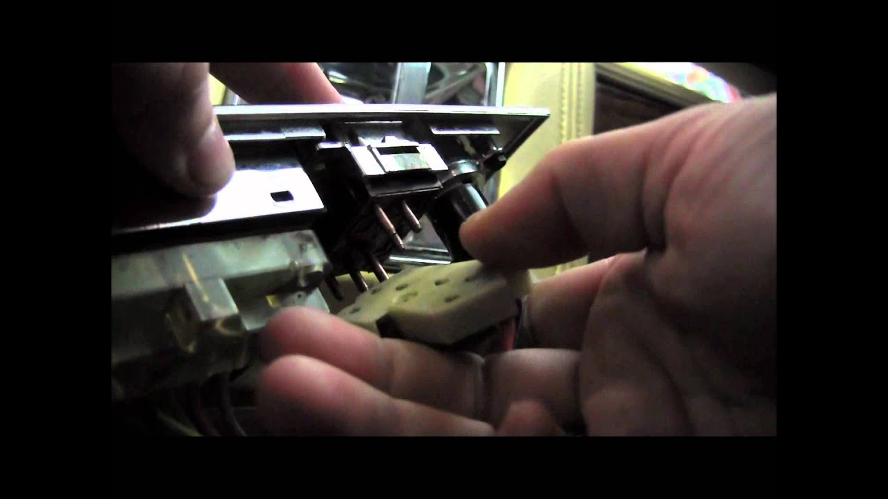 Failed Eldorado Window Fix Youtube 1983 Cadillac Wiring Diagrams Free