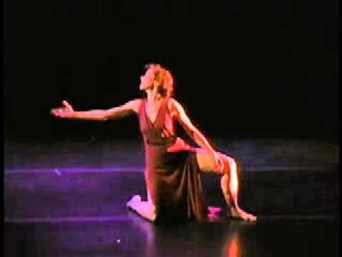 Isadora Duncan, Three Etudes of Alexander Scriabin, dancer-Catherine Gallant