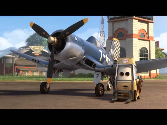 Cars Toon: Aero Mate Travel Video