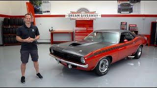 Is the 2021 Dodge Cuda going to be as ICONIC as the 1970  Plymouth Cuda AAR?