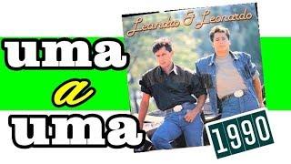 Baixar 1990 | Uma a Uma ♪ LEANDRO & LEONARDO