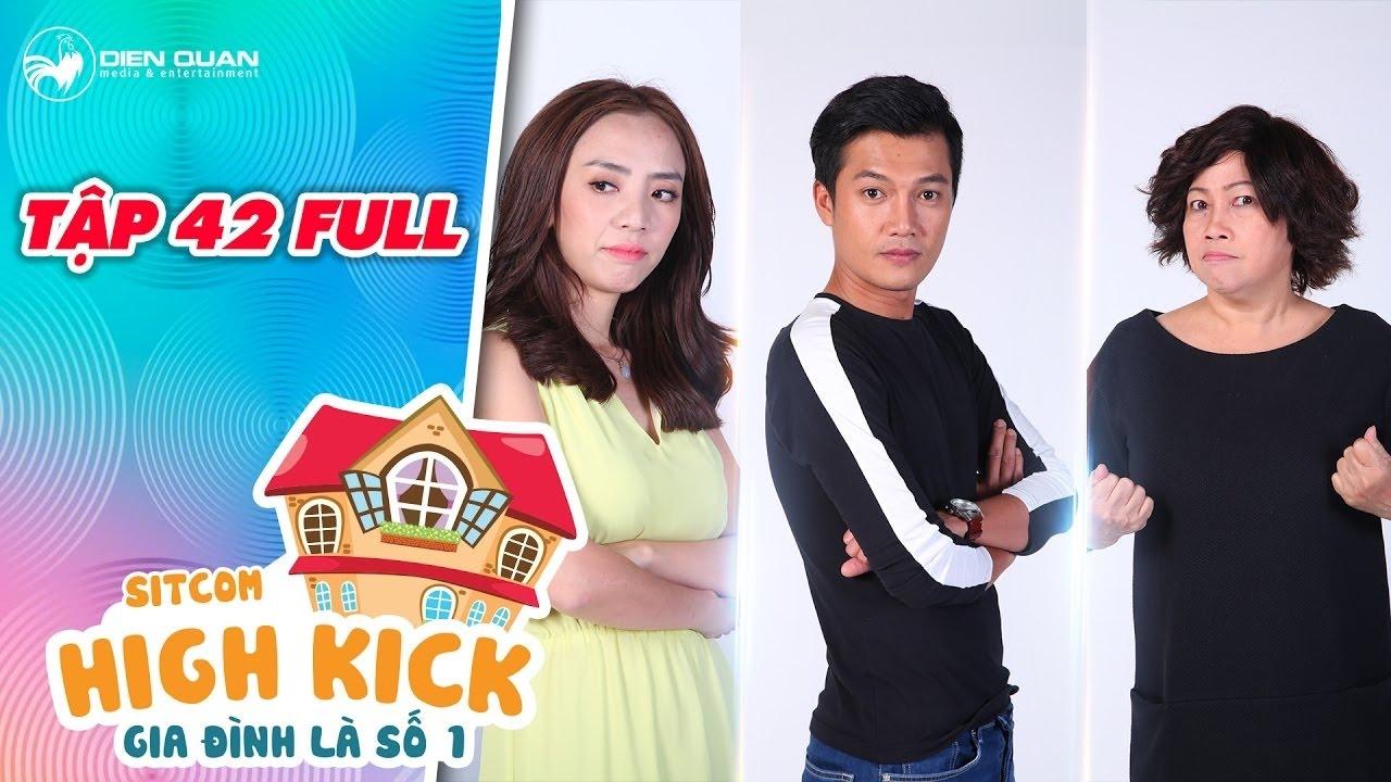 Gia đình là số 1 sitcom   tập 42 full: Thu Trang đối đầu mẹ chồng trong việc chọn vợ cho Quang Tuấn