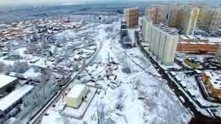 Строительство и модернизация ЛЭП в Лохино/Никонорово