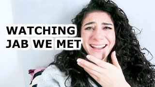 JAB WE MET DUTCH GIRL BOLLYWOOD REACTION | TRAVEL VLOG IV