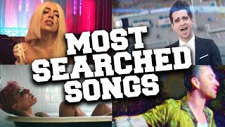 Top 100 Most Searched Songs on Shazam 2018 - December