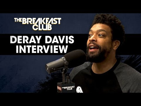 DeRay Davis On 'How To Act Black', Audition Stories, Comedy