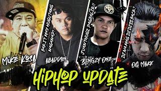 Balitang Hiphop Abaddon - Bakit may Hugutang Naganap Mike Kosa, Bingzy One, Juanthugs New Video