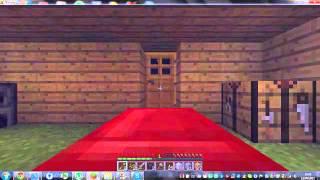 Come Fare Un Letto Su Minecraft : Minecraft[ita] come fare scala porta e letto by xnarkoz300