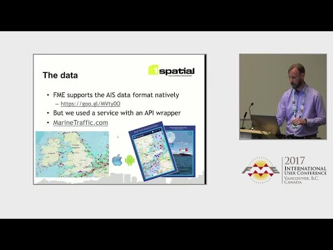 7 Days: Live Vessel Tracking from Enquiry to Production with FME Cloud - FME UC 2017