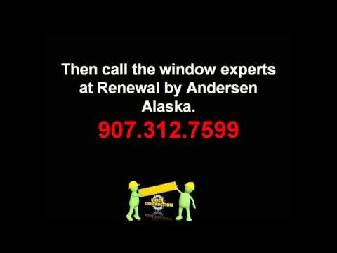 Window Replacement and Installation Eagle River AK  907.312.7599