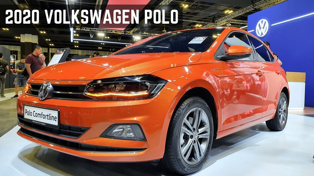 2020 Volkswagen Polo Premium Hatchback Review New Exterior Interior Latest Features Powerful Youtube