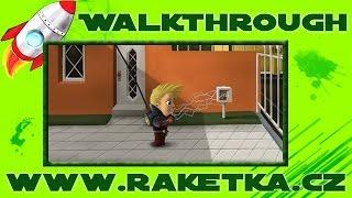 Electric Boy - Návod - Walkthrough