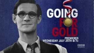 Matt Smith GOING FOR GOLD U.S. Premiere Movie Trailer BBC America