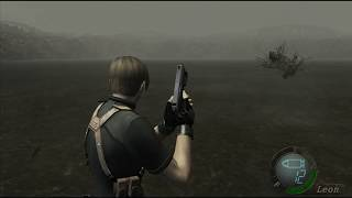 "Resident Evil 4 ""Don't Shoot the Water achievement"""