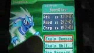Mega Man Star Force 2 All Tribe Codes IN ENGLISH