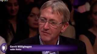 Amira Willighagen - Part 3 of 5 - Interview Late Night Show - 2013