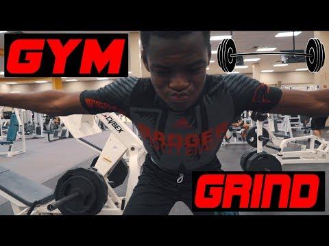 WEBS IS WEAK!!!    Gym Grind