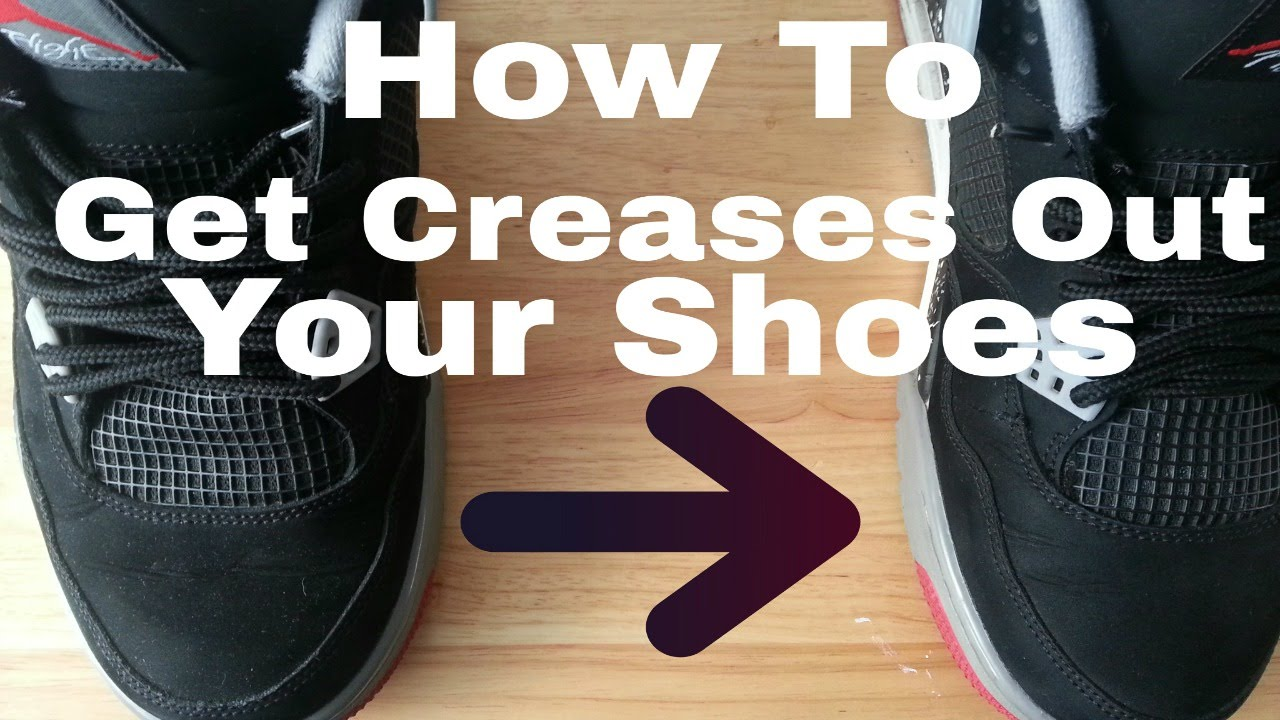 How To Get Rid Of Wrinkles On Leather Shoes