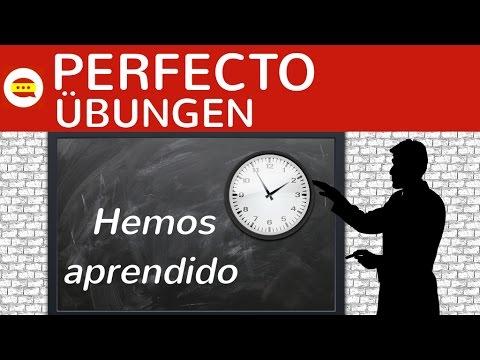 El pretérito perfecto - Übungen & Beispiele zur Bildung und ...