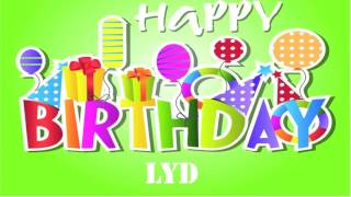 Lyd   Birthday Wishes