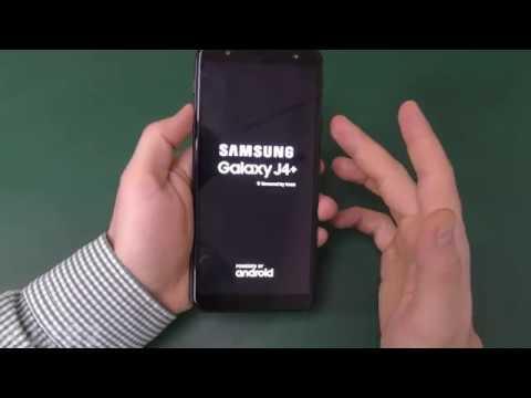 Hard Reset и все режимы Samsung J4+ SM-J415