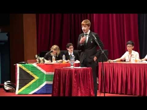 WSDC 2015 QF: SA vs SG