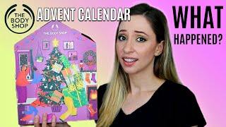 The Body Shop Beauty Advent Calendar 2020 (Bad Decision?) | Vasilikis Beauty Tips