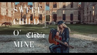 Sweet Child O' Mine - Clödie (Guns N' Roses Acoustic Cover)
