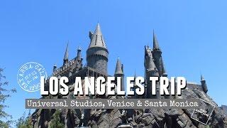 Travel: LA Trip - June 2016 - Universal Studios, Venice & Santa Monica