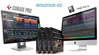 Bouzouk Ez | Πως να το Χρησιμοποιήσετε στο Cubase και στο Logic Pro X