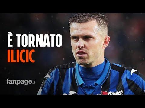 Josip Ilicic torna ad allenarsi con l'Atalanta: quando potrebbe tornare in campo
