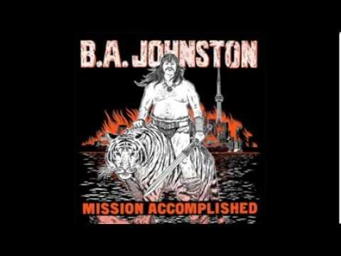 BA Johnston - The Dishwasher Stands Alone - YouTube - ba stands for