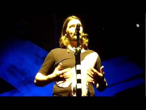 Rea Garvey - Life Up Ahead live in Berlin Columbiahalle 25.01.2013