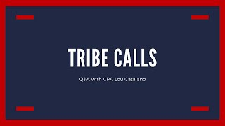 Q&A with CPA Lou Catalano