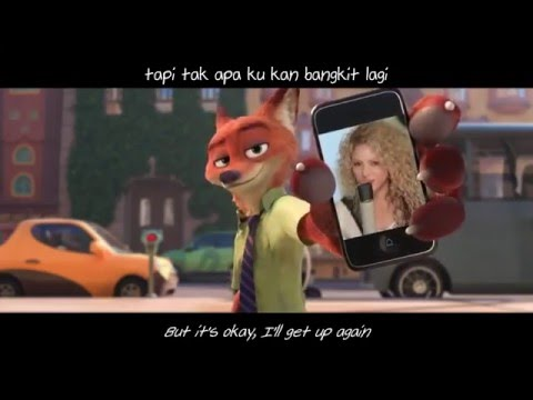 【Indonesian Fancover】 Zootopia OST -  Try Everything (Coba Semua)
