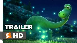 The Good Dinosaur Official Trailer #1 (2015) - Pixar Movie HD(Subscribe to TRAILERS: http://bit.ly/sxaw6h Subscribe to COMING SOON: http://bit.ly/H2vZUn Like us on FACEBOOK: http://bit.ly/1QyRMsE Follow us on ..., 2015-07-21T16:09:40.000Z)