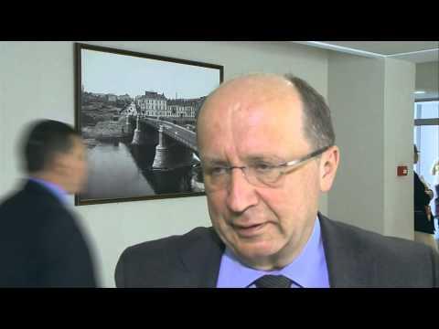 Seimo opozicijos lyderio  A. Kubiliaus interviu