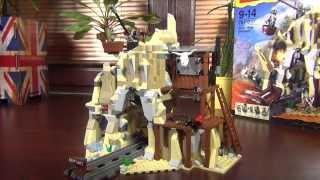 Обзор конструктора Лего