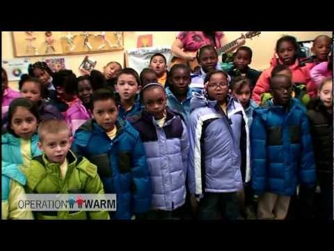 Chester County Family Academy Sings the Operation Warm Song