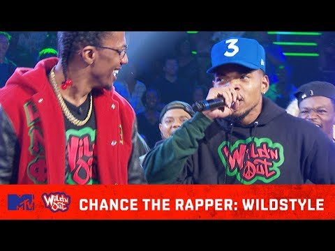 Chance the Rapper Hits Nick Cannon Where It Hurts | Wild 鈥橬 Out | #Wildstyle