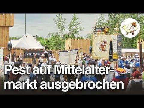 Pest auf Mittelaltermarkt ausgebrochen [Postillon24]