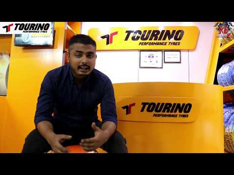 Tourino Tyre First Impression Vlog | KB Riderz , KBR