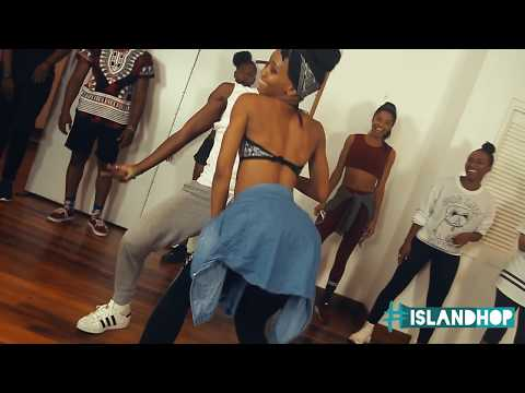 "ISLANDHOP MONDAYS | Erphaan Alves ""Overdue"" Choreography by Xander"