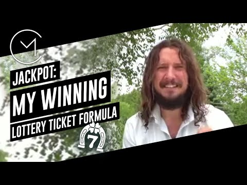 Jackpot; How to Change your Life with my Winning Lottery Ticket Formula