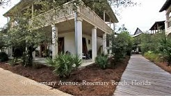 Rosemary Beach Florida 5BR Gulf View Vacation Rental Home, 50 Rosemary Avenue, Dune's Cottage